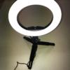 【OhaYoo レビュー】三脚付きの格安LEDリングライトを使ってみた感想